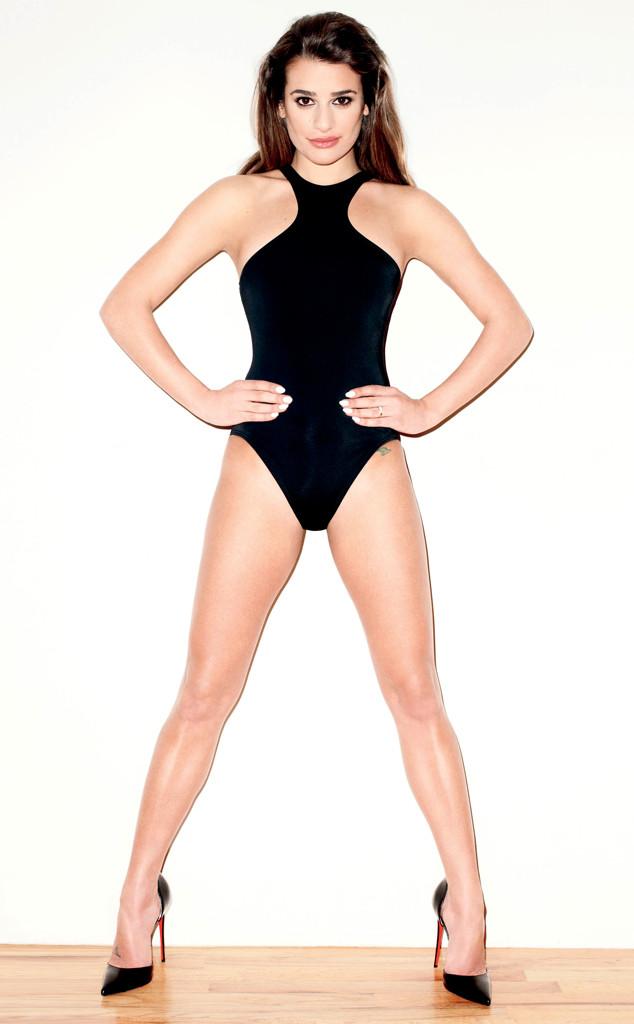 Lea Michele, V Magazine