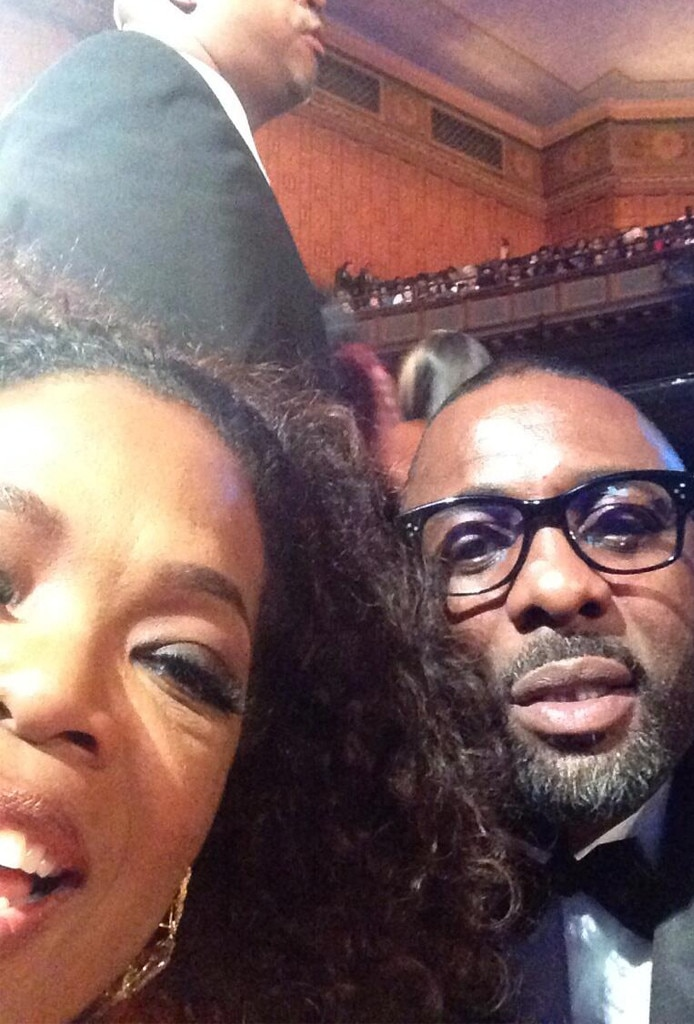 Oprah Winfrey, Twitter