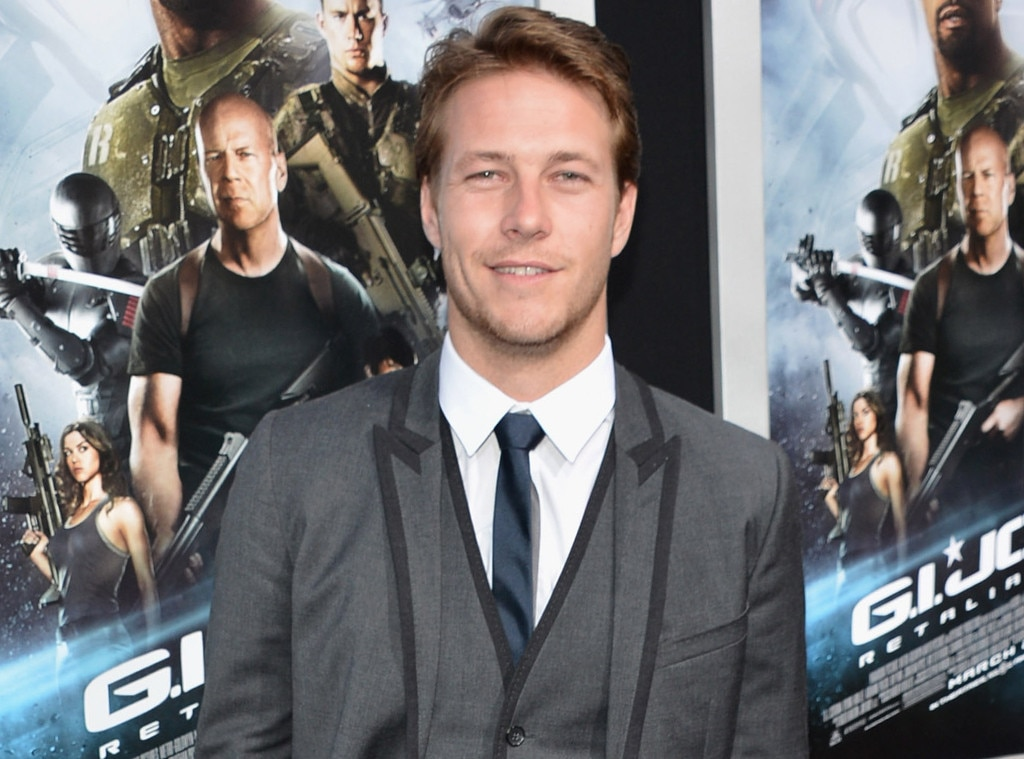 luke bracey movies