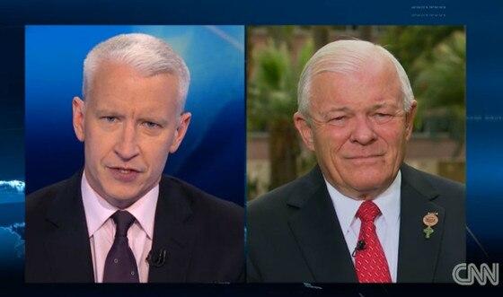 Anderson Cooper, CNN