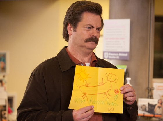 Nick Offerman, Ron Swanson