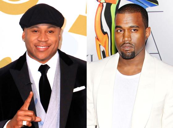 LL Cool J, Kanye West