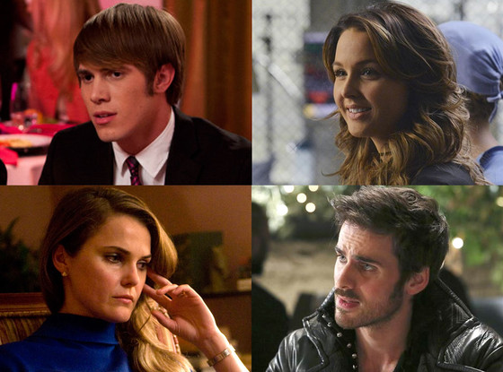 Spoiler Chat: Scoop on Once Upon a Time, Glee, The ...