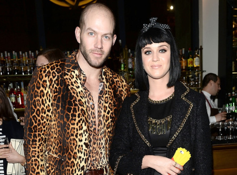 Johnny Wujek, Katy Perry