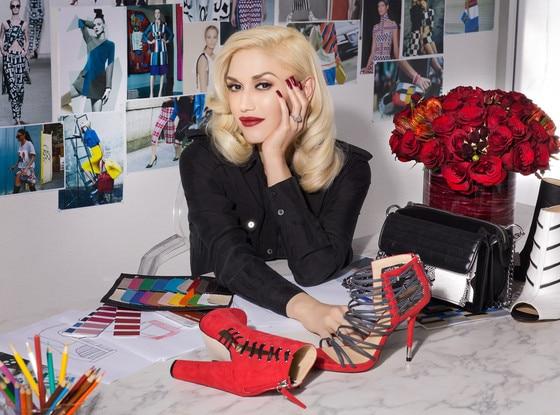 Gwen Stefani, Shoedazzle