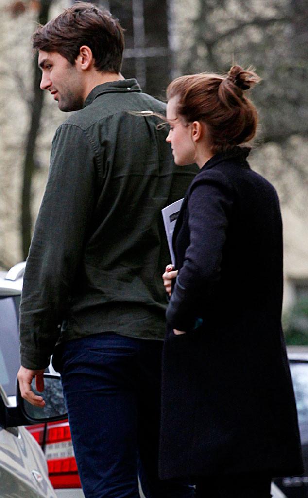Emma Watson, Matthew Janney