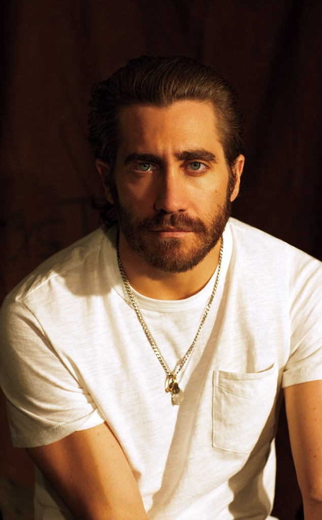 Man of the World Magazine, Jake Gyllenhaal
