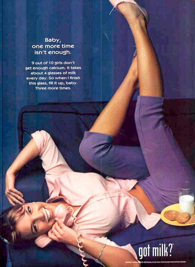 Got Milk Ad, Britney Spears