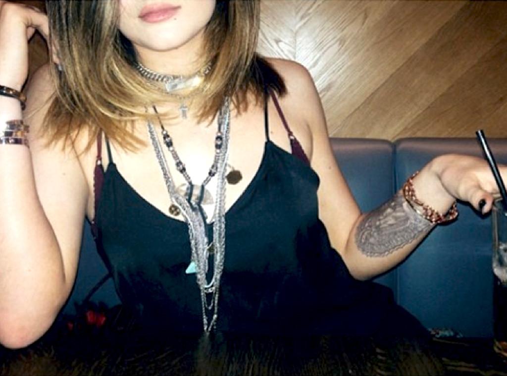 Kylie Jenner, Tattoo