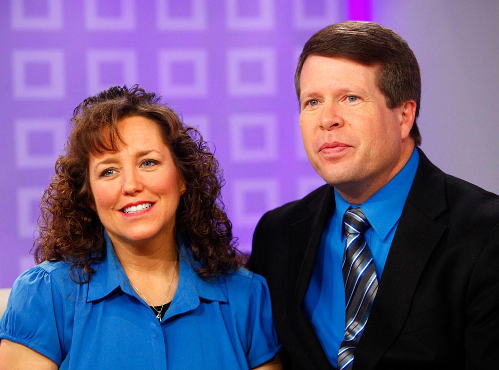 Michelle Duggar, Jim Bob Duggar
