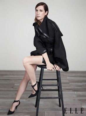 Alexander Wang, Kristen Wiig, Elle
