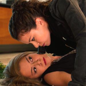 <i>Orphan Black</i> Season 2: Tatiana Maslany Promises an &quot;Intense&quot; Premiere&mdash;Plus, Watch Sarah Attack Rachel!