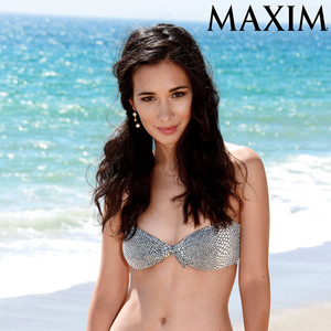 Arrow Star Celina Jade Shows Off Her Bikini Bod in Maxim ...