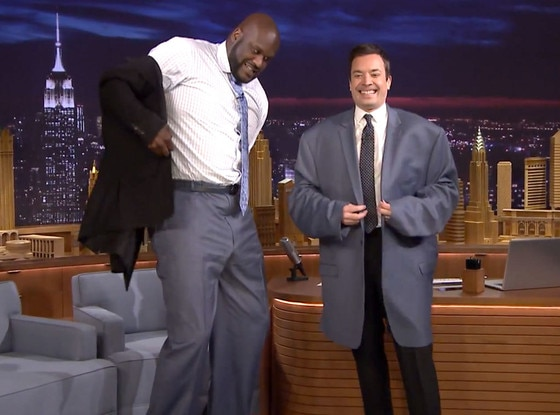 The Tonight Show Starring Jimmy Fallon, Shaquille O'Neil