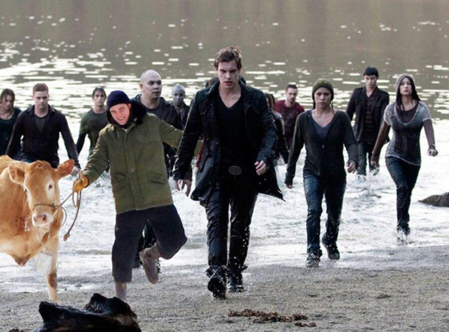 Twilight, Eclipse, Robert Pattinson