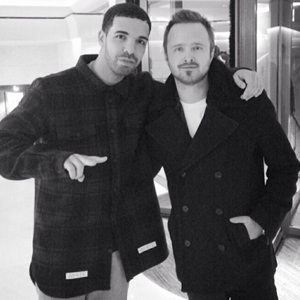 Drake, Aaron Paul