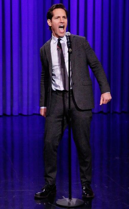 Paul Rudd, Tonight Show