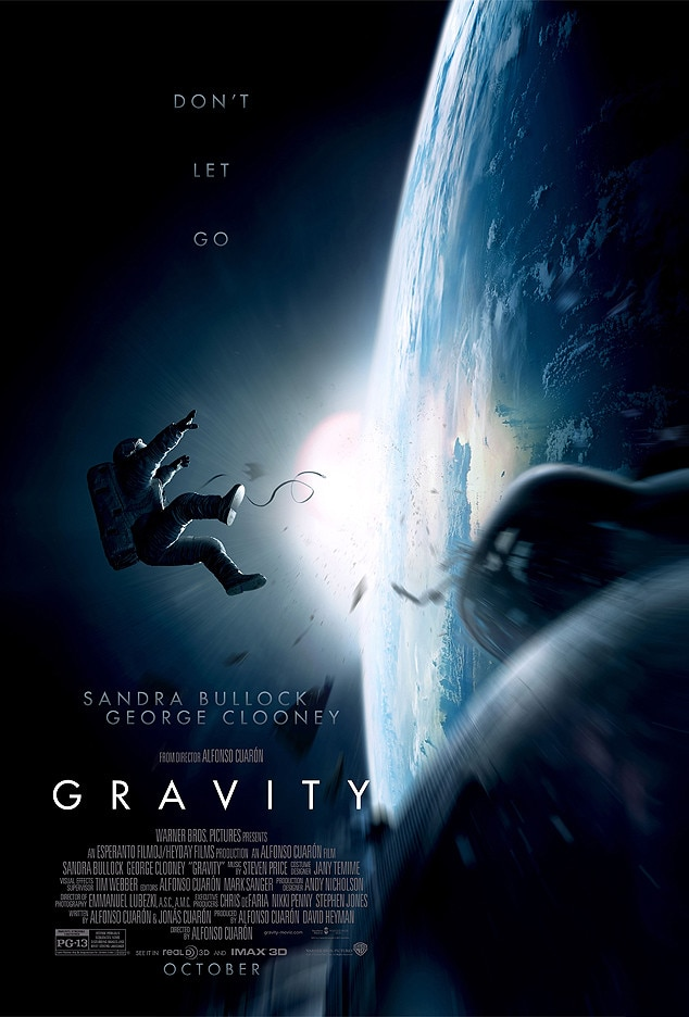 Gravity, Movie Poster