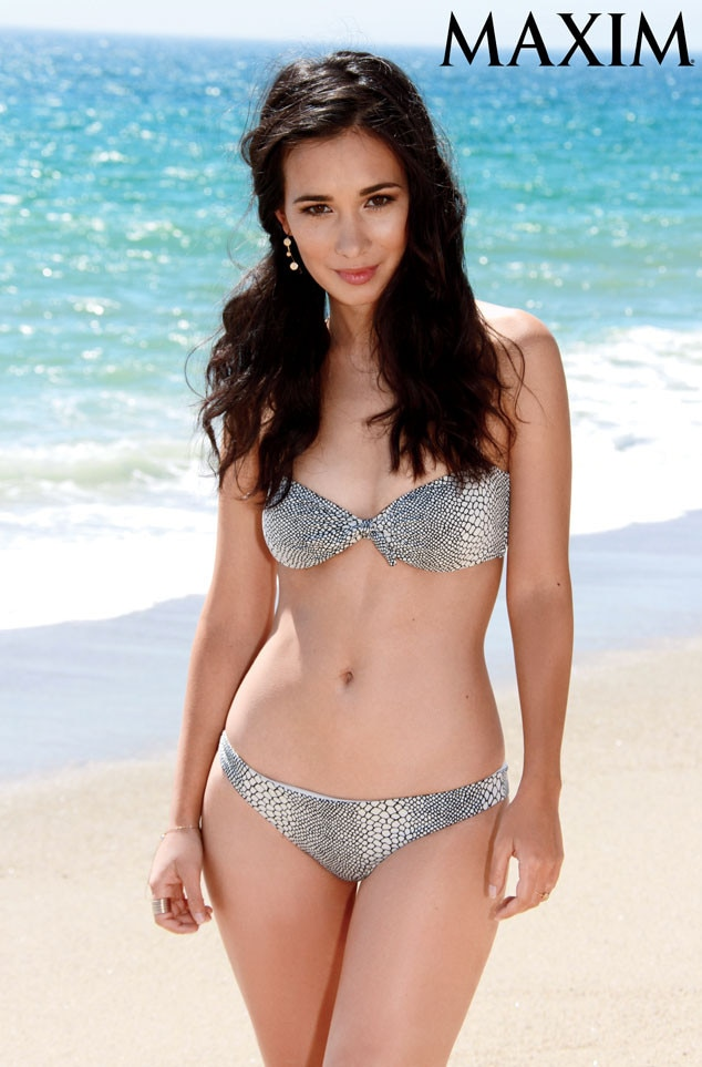 Celina Jade, Maxim