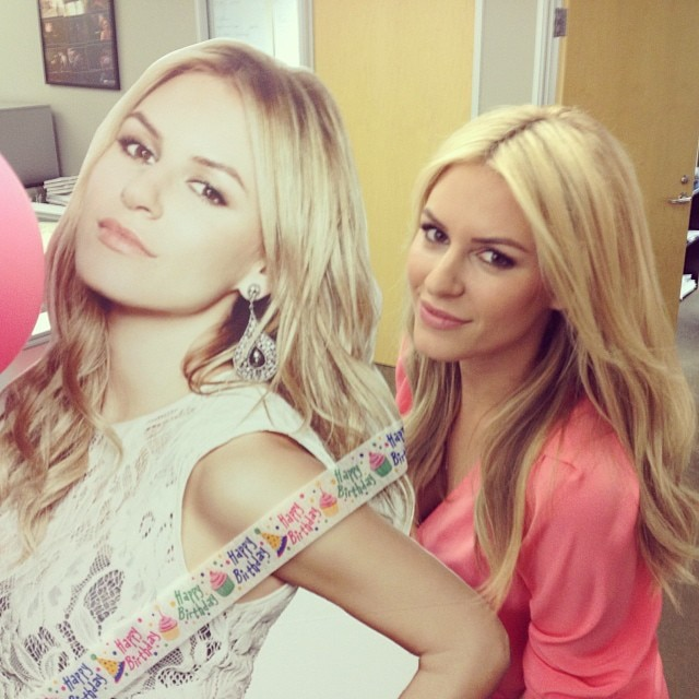 Morgan Stewart and Dorothy Wang's Latest Pics!