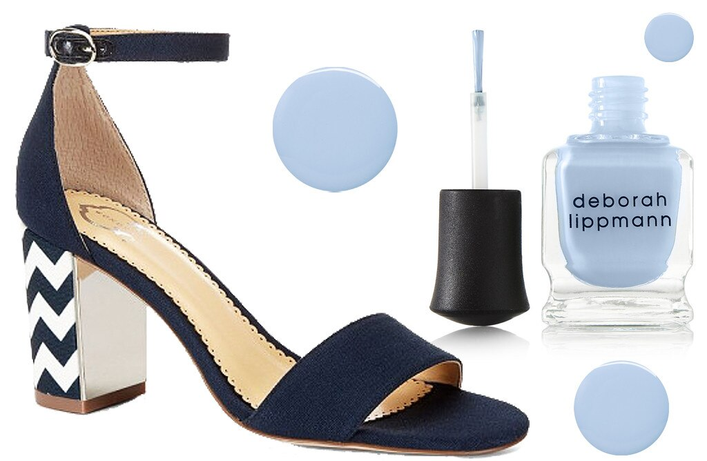 Spring Shoes & Polishes, C Wonder, Deborah Lippmann