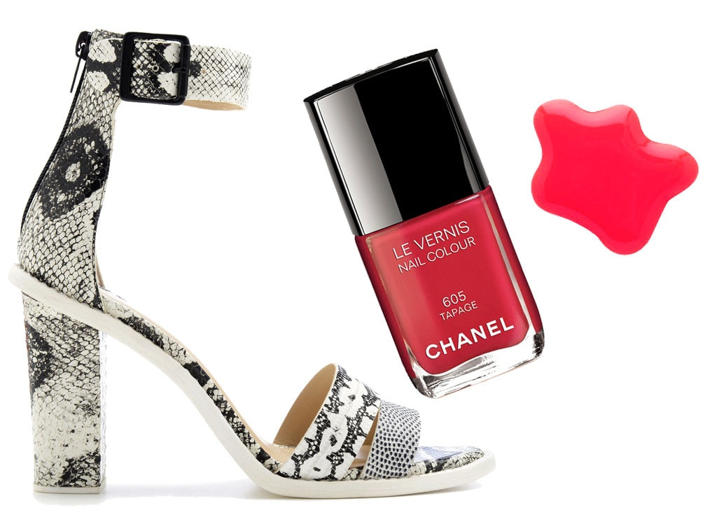 Spring Shoes & Polishes, Loeffler Randall, Chanel