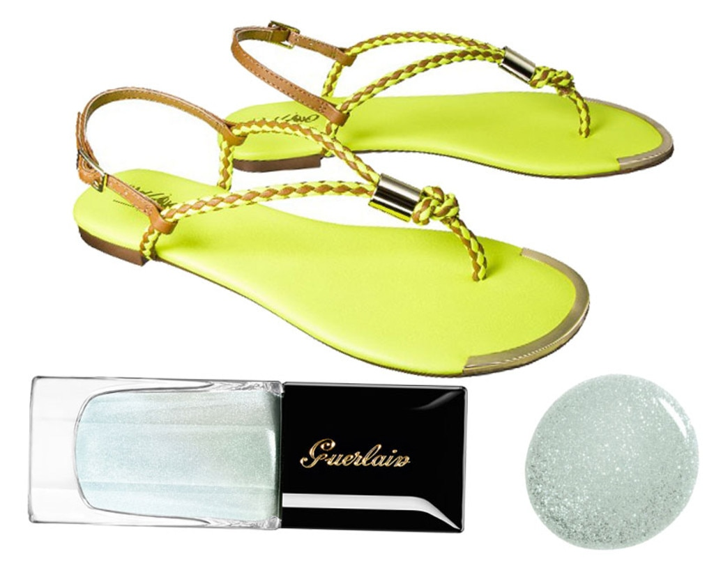 Spring Shoes & Polishes, Target, Guerlain