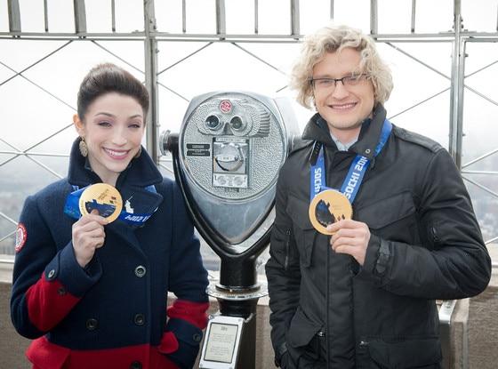 Meryl Davis, Charlie White, Olympic Gold Medalist