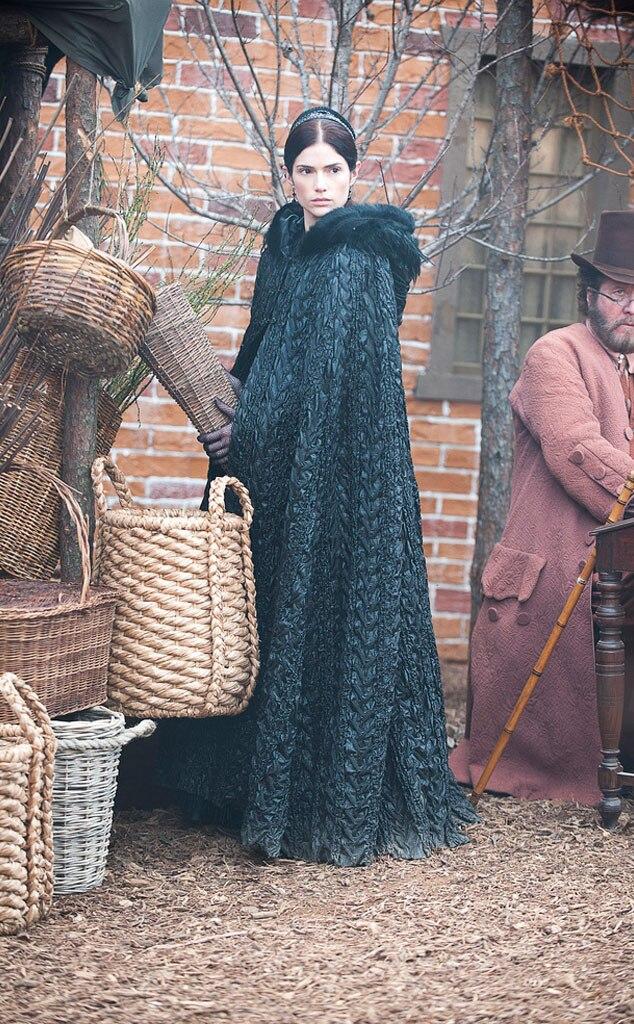Janet Montgomery, Salem