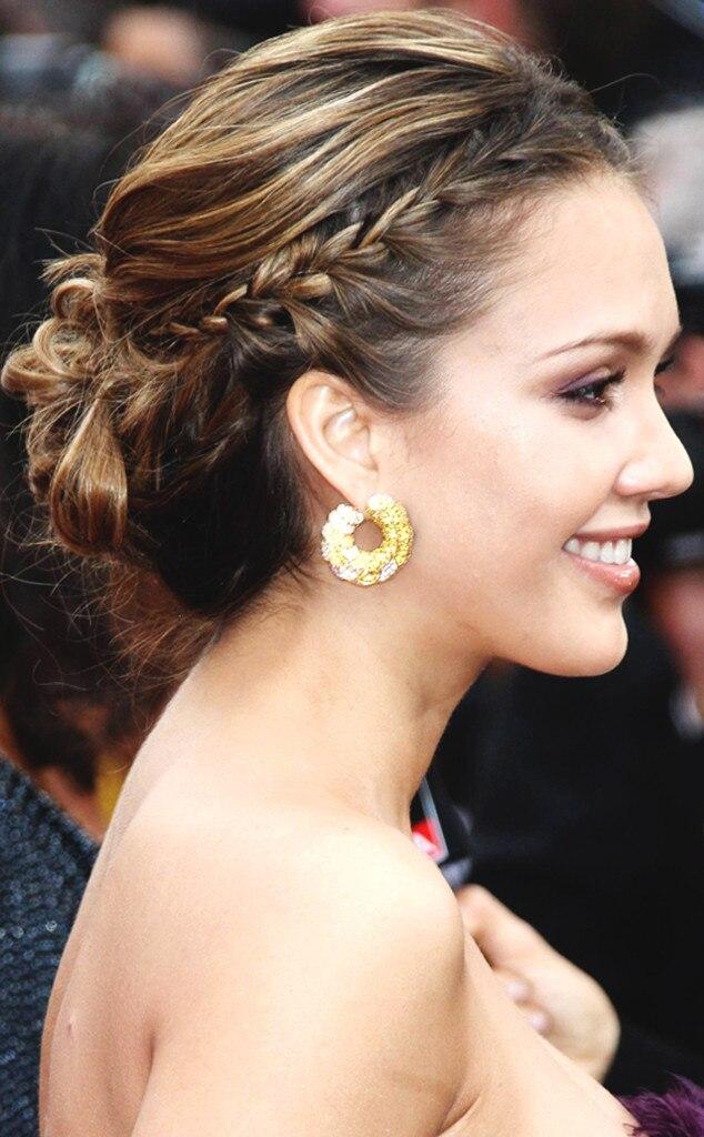 Jessica Alba, Oscars 2008