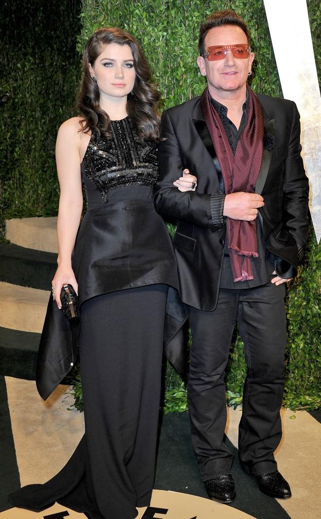 Bono, Eve Hewson