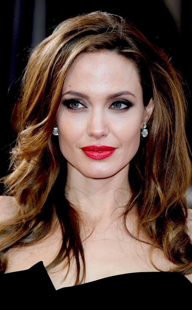 Angelina Jolie, Oscars 2012