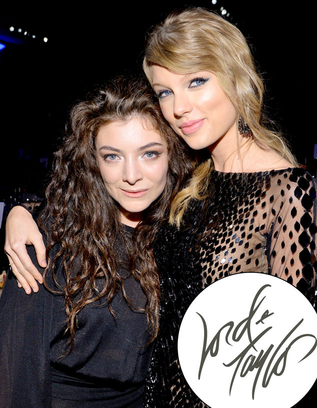 Lorde, Taylor Swift, Lord & Taylor
