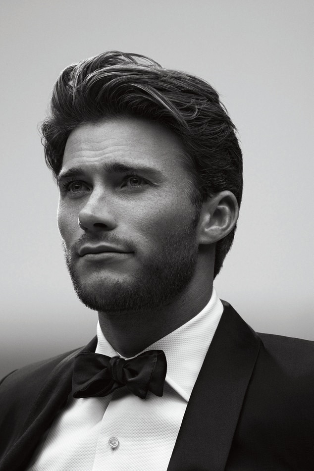 Scott Eastwood, Man of the World Magazine