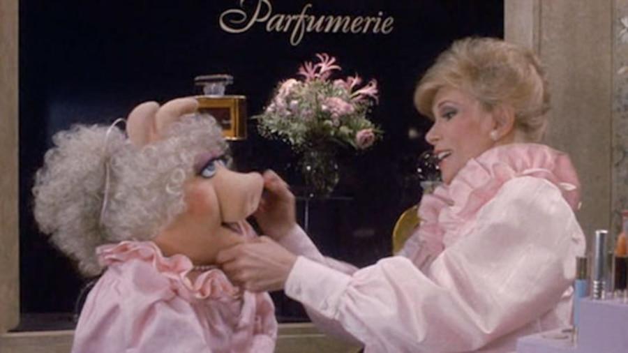 Miss Piggy, Joan Rivers, Muppets Take Manhattan