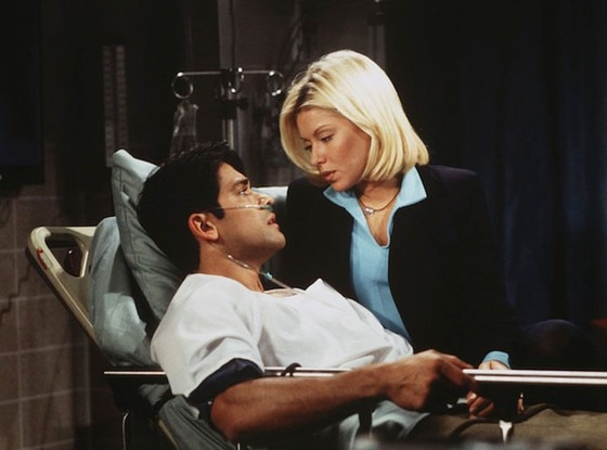 Kelly Ripa, Mark Consuelos, All My Children