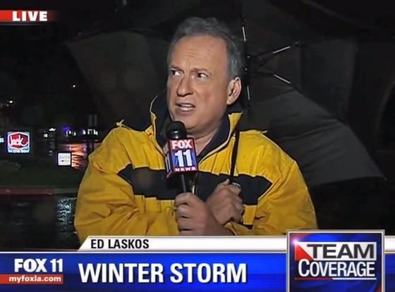 LA Weather Report, Jimmy Kimmel