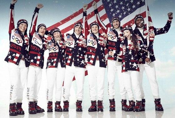 Ralph Lauren Olympic Uniforms
