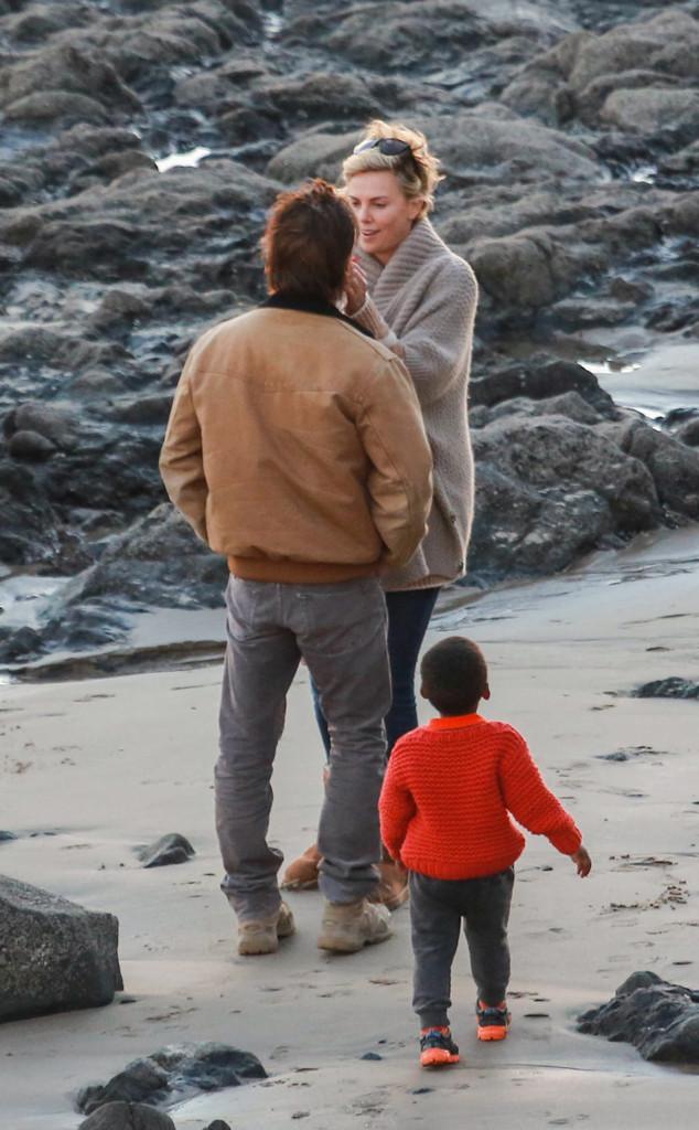 Sean Penn, Charlize Theron, Jackson