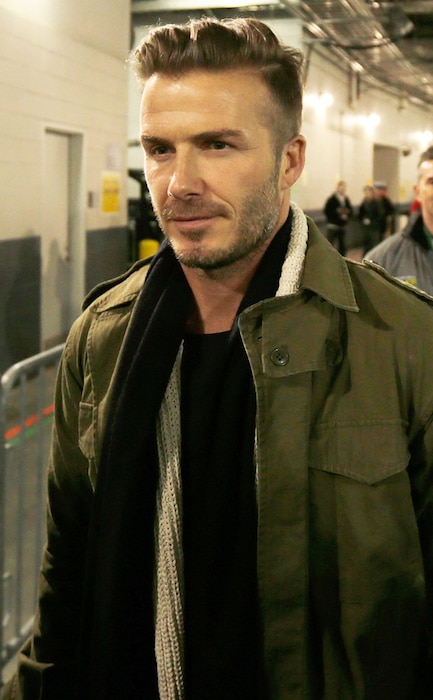 David Beckham, Superbowl