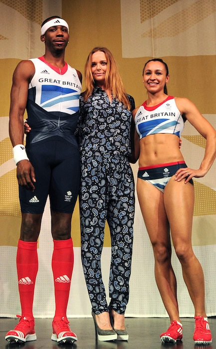 Stella McCartney, Olympic Uniforms