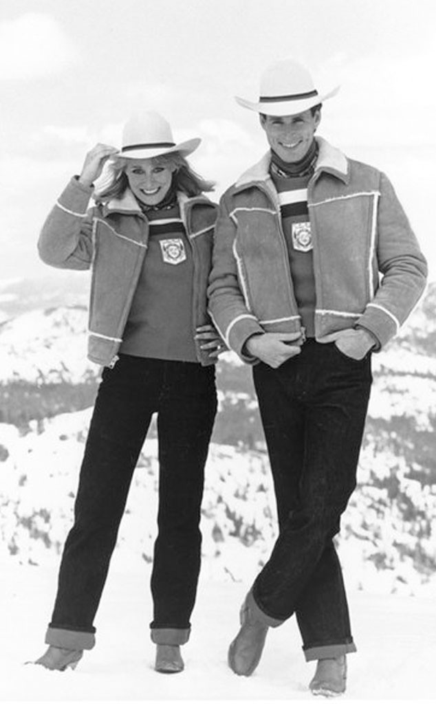 Levi Strauss Olympic Uniforms