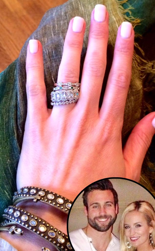 Emily Maynard, Tyler Johnson, Engagement Rings