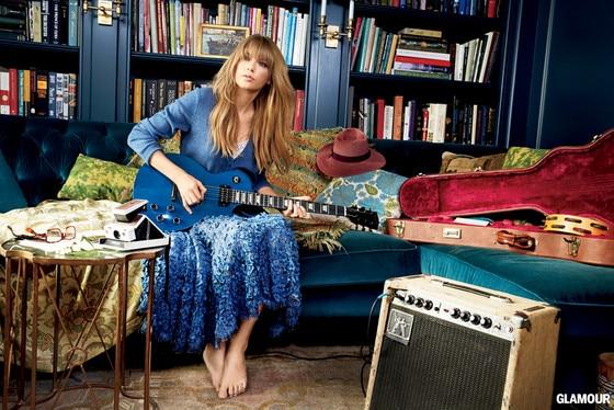 Taylor Swift, Glamour Magazine