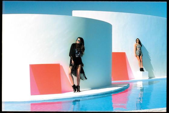Kylie Jenner, Kendall Jenner, PacSun
