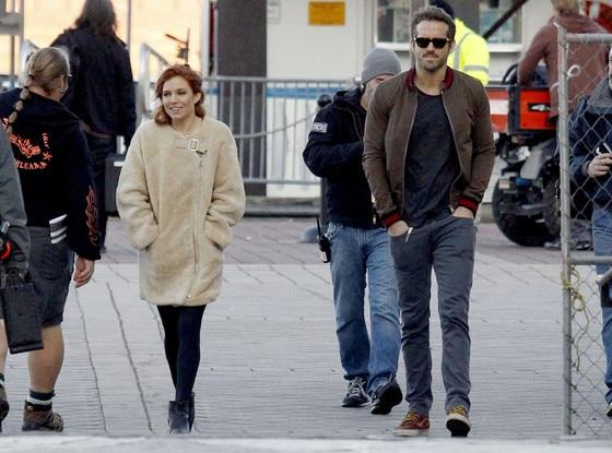 Ryan Reynolds, Sienna Miller