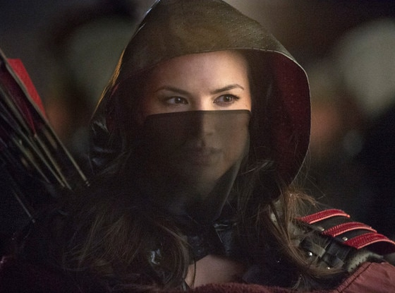 Katrina Law, Arrow