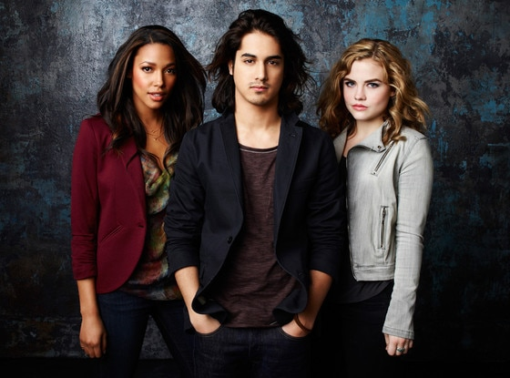 Kylie Bunbury, Avan Jogia, Maddie Hasson, Twisted