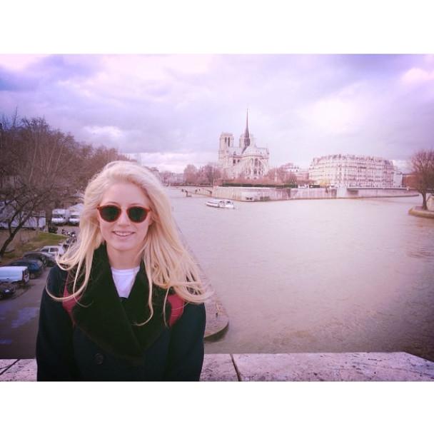 Suzie Riemer, Instagram