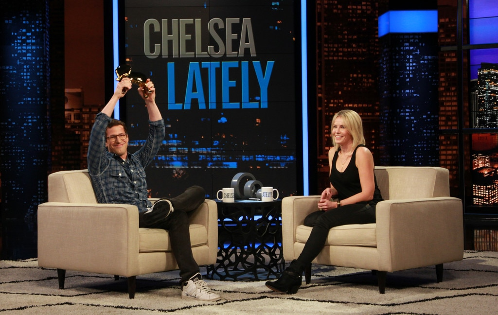 Andy Samberg, Chelsea Lately